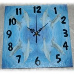 Clock_Dolphins